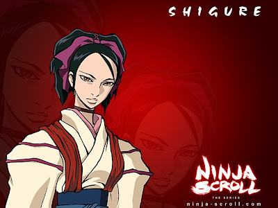ninja scroll wallpapers. Free Ninja Scroll wallpaper and other Anime desktop backgrounds