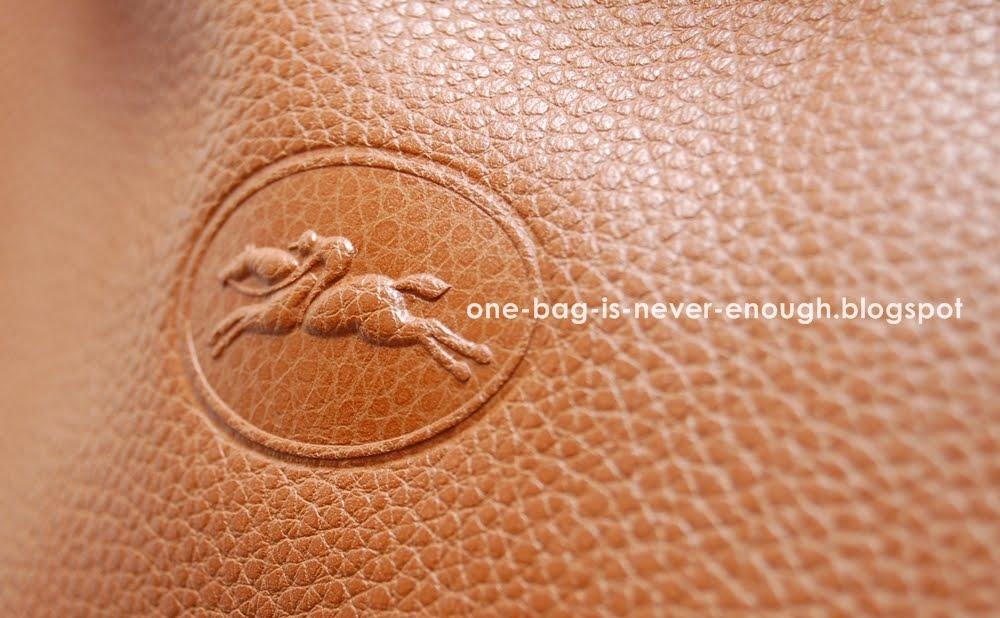 59062f586582 Longchamp Veau Foulonne Classic Hobo Bag. A discontinued model in Cognac.