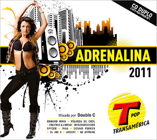 Download CD Adrenalina – Rádio Transamérica Pop 2011