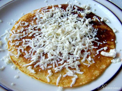 Sabores Venezolanos Cachapas de Maiz Dulce Dorado
