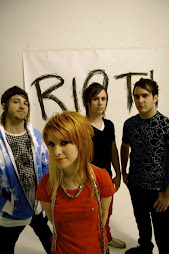 Paramore...Banda de rock alternativo