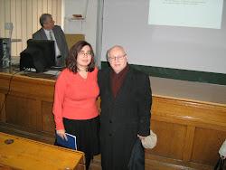 Cu domnul academician Solomon Marcus