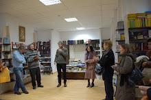 "Lansare ""Dar de nunta"", prezinta Costion Nicolescu si Florin Caragiu, Libraria Sophia, 2007"