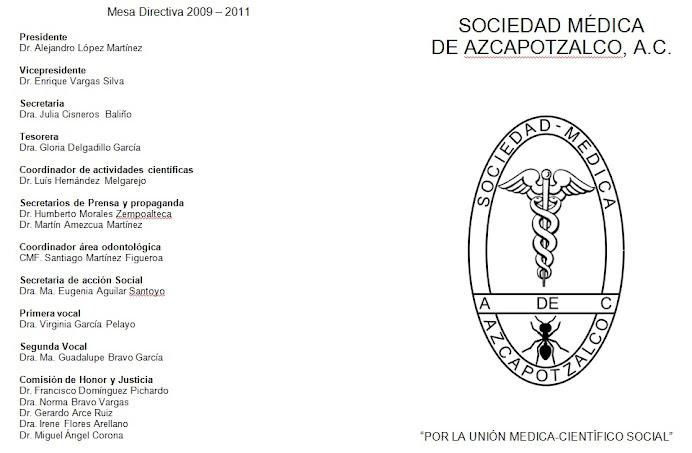 Sociedad Médica de Azcapotzalco, A. C.