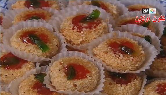 حلويات للعيد متنوعة من المطبخ المغربي بالصــــور خطـــوة بخـــــــطوة روعة %D8%B1%D9%82%D9%858.