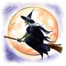 La Bruja, no podía faltar, ya que era la que no me dejaba dormir...