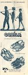 Zapatos Gorila... ¡Dios! qué horrorosos eran... y encima, te los compraban grandes...