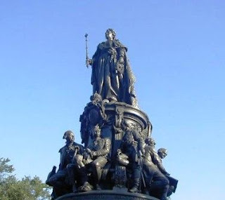 Denkmal Katharina II