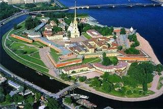 Der Peter-Pauls-Festung
