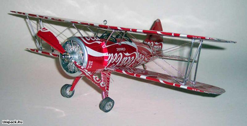 Самолетик из металла своими руками 84