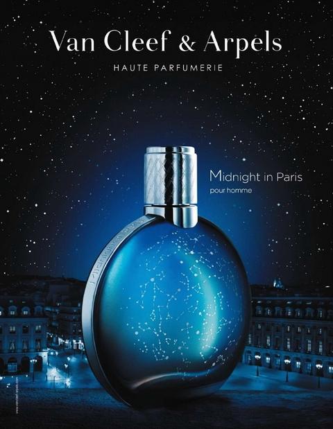 Ha Os Van Cleef Arpels Midnight In Paris Edp 2010