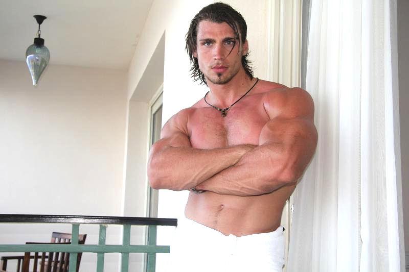 ramon davos muscle solo free hot videos - 6PornSex