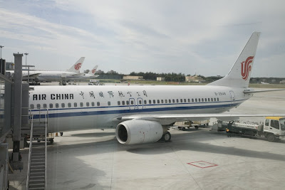 Air China jet