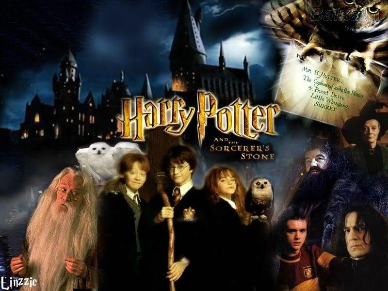 Sebenarnya judul asli dari novel ini bukanlah Harry Potter and The ...