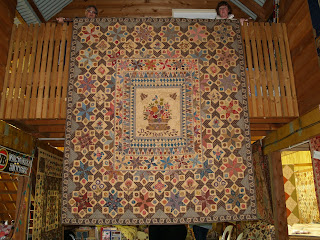 Quilts In The Barn - blogspot