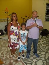 Família do Mês