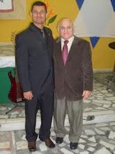 Pastor Evanildo e Bispo José Francisco