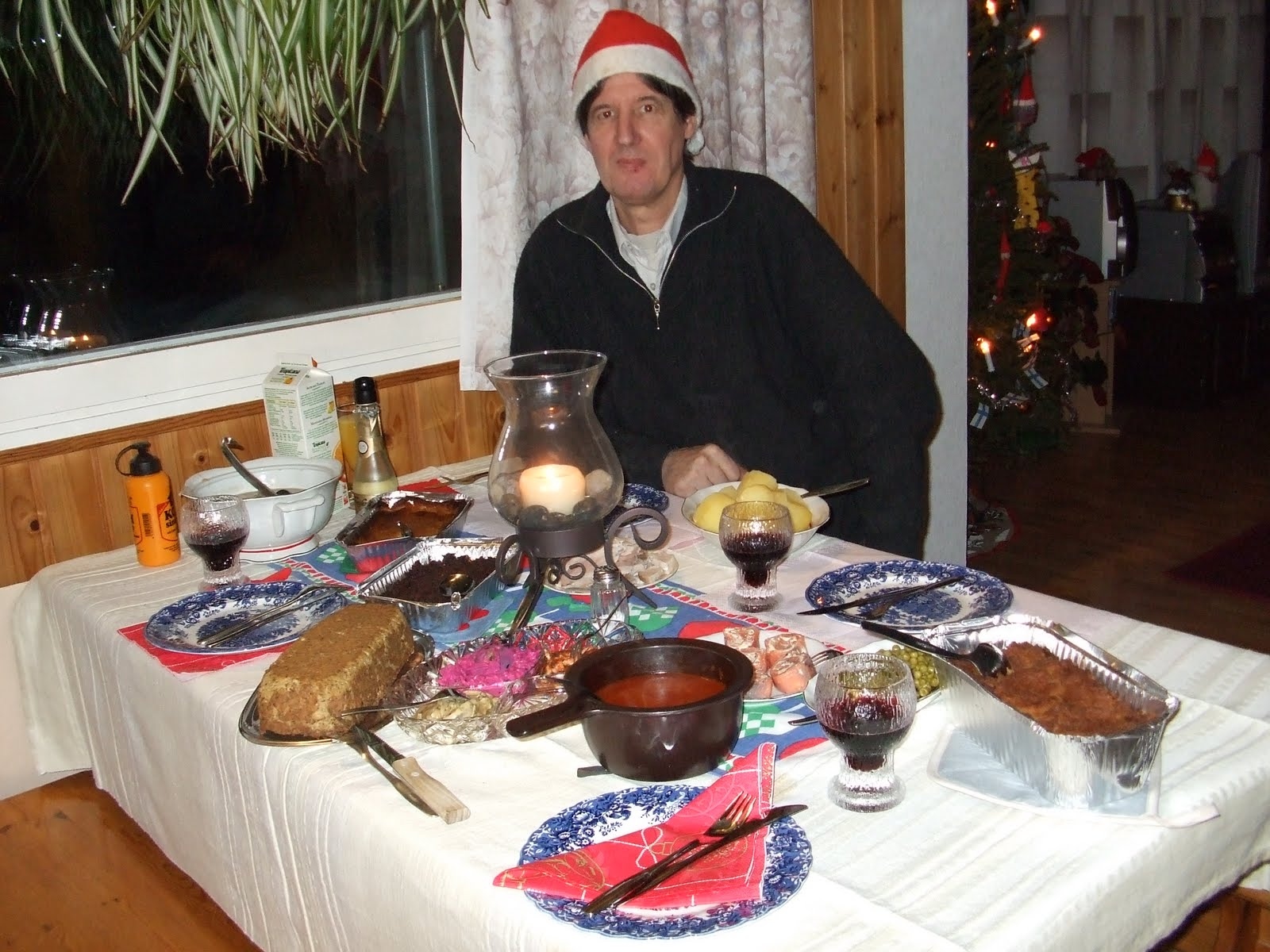 mein leben in finnland heiligabend bzw wei e weihnachten. Black Bedroom Furniture Sets. Home Design Ideas