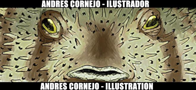 Andres Cornejo - ilustrador