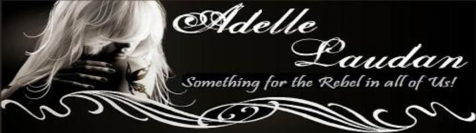 Adelle Laudan ~ Author