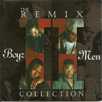 Boyz II Men - The Remix Collection (1995)