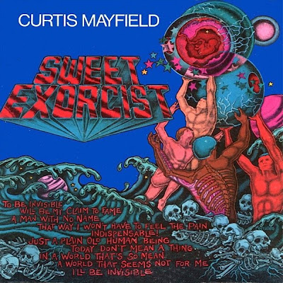 Curtis Mayfield - Sweet Exorcist (LP) (1974)