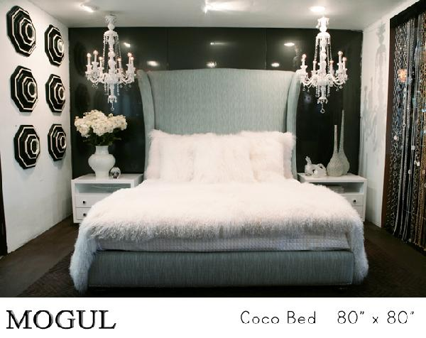 Dream house for trish glam boudoir needs ottoman help