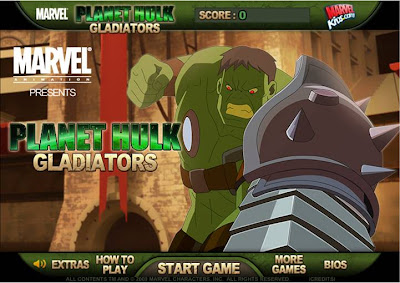 Idle Hands: Flatten Your Enemies in the Planet Hulk Game!
