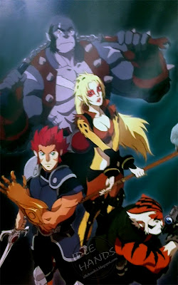 Thundercats Episodes on Justdubs   Watch Thundercats  2011  English Dubbed