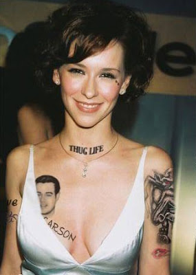 Labels: Celebrity Tattoo For Women