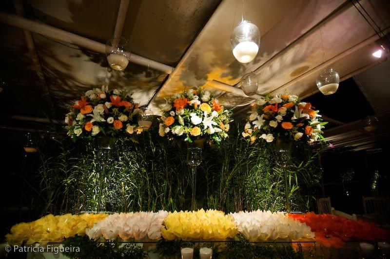 decoracao branco amarelo : decoracao branco amarelo:mundo da lili: Decoração de Casamento Amarelo, Branco e Laranja