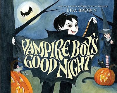 Vampire Boy's Good Night Book