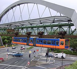 wuppertal - Train