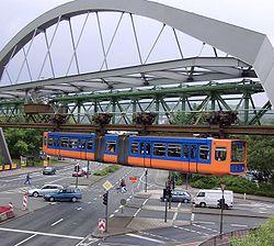 wuppertal - Train