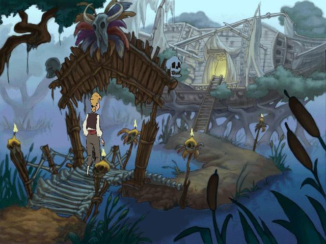 Facebook Games Similar To Monkey Island