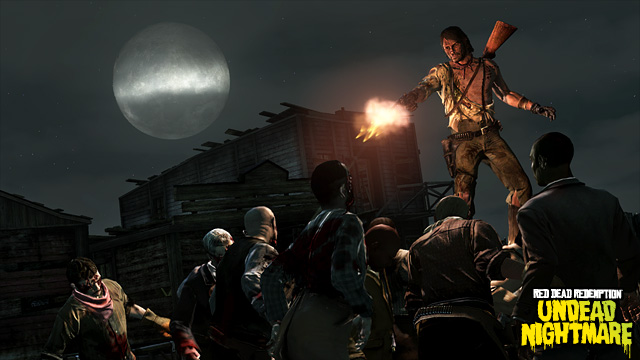 Undead Nightmare makes up