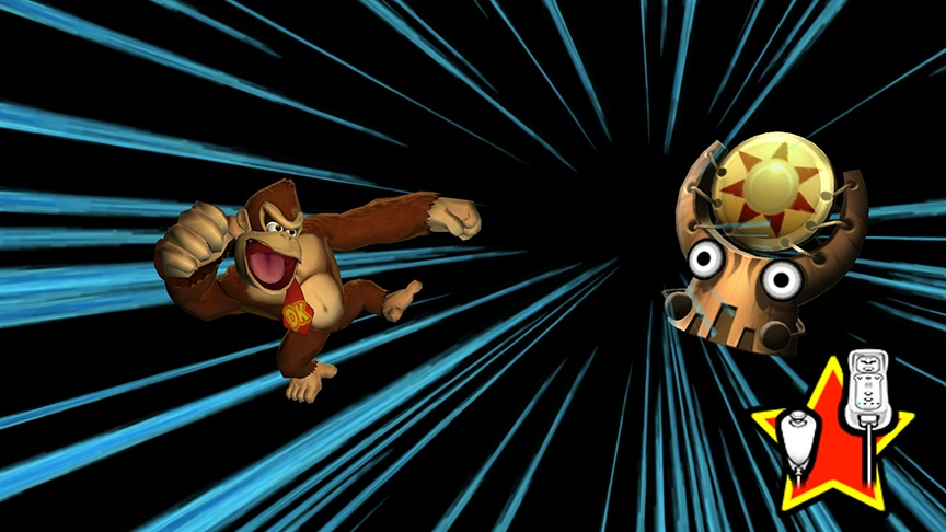 how to use bonus in donkey kong country returns