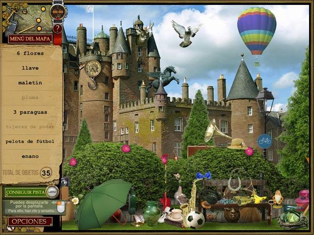 descargar juegos de buscar objetos ocultos en espanol gratis- completos