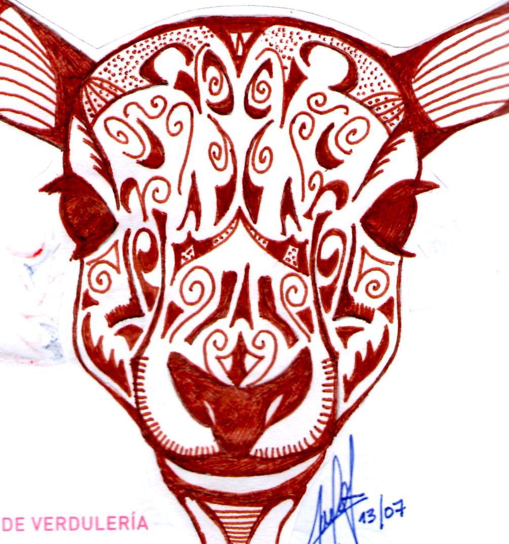 foto de el que dibuja: Venado de las Pampas