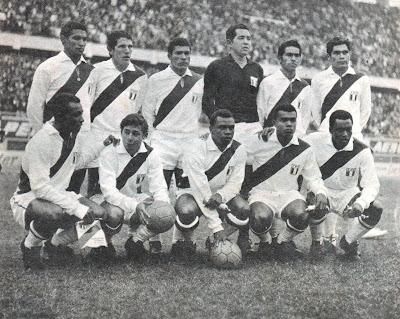 Resultado de imagen para seleccion Perú 1969