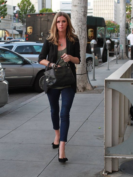 cheap replica celine handbags - Celebrate Handbags: Nicky Hilton + Cline Boogie