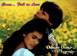 Dilwale Dulhania Le Jayenge Poster
