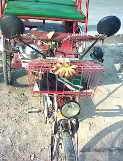 Motorcycle Rickshaw