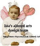 Proud to design for Lisa's Altered Art