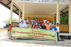 Travel Agents and Media Fam Trip to Lingga Regency