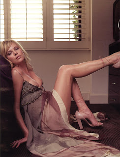 Charlize Theron long legs