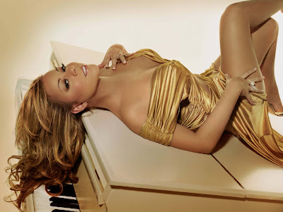 Mariah Carey sexy wallpapers