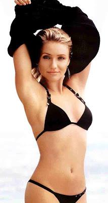 Cameron Diaz hot bathing suit photo