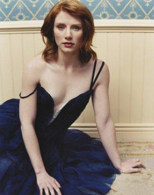 Bryce Dallas Howard hot dress