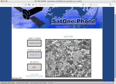 sat one phone comment localiser un t l phone portable ppc. Black Bedroom Furniture Sets. Home Design Ideas